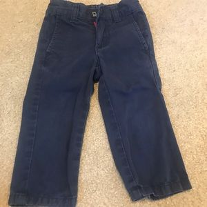 Hanna Andersson navy pants